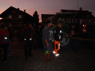 26.09.2018 Bäumli stellen Mael
