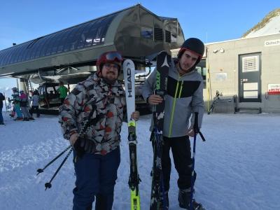 Skiii ergebnis