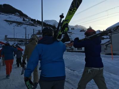 25.1.2020 Skiweekend